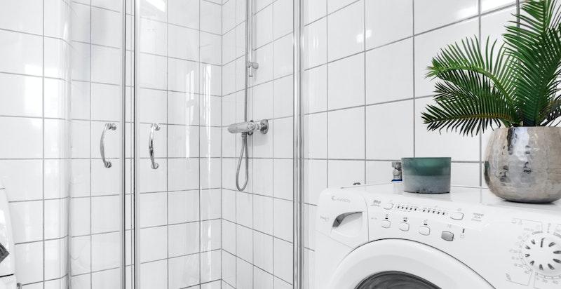 og opplegg vaskemaskin