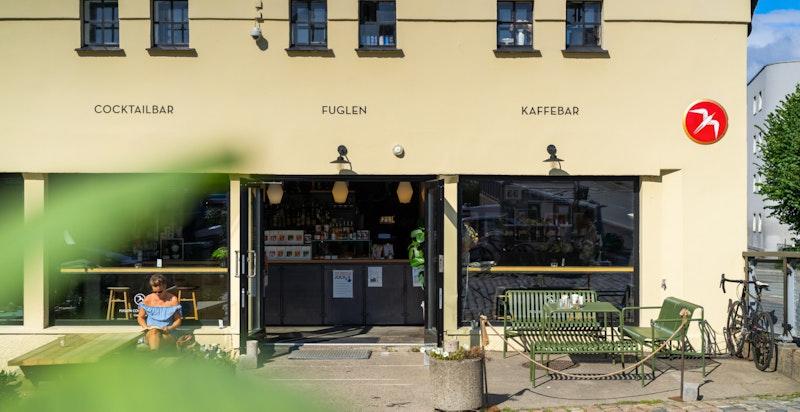 Det er kun et par minutters gange til berømte Fuglen, kaffebar, bar og kaffebrenneri med avdelinger i Japan og Oslo