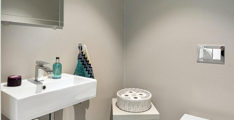Gjeste-wc