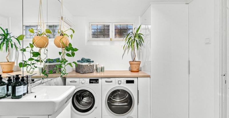 Vaskerom/toalett var nytt i 2018