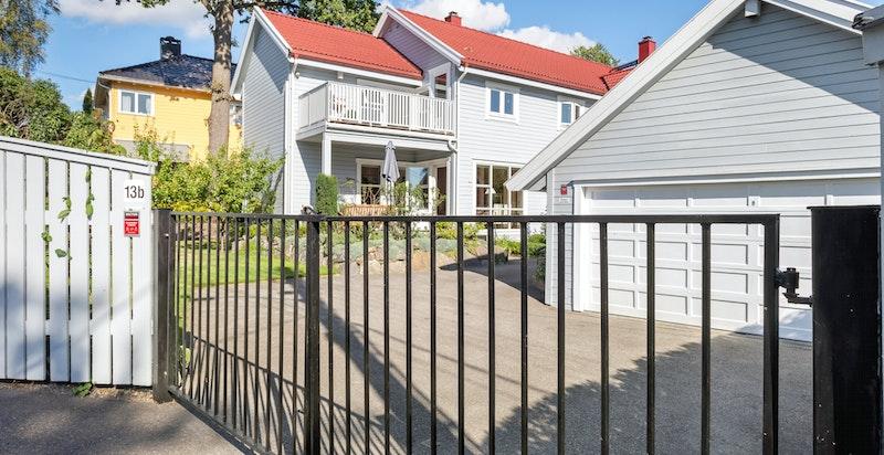Meget flott eiendom og familiebolig hvor du vil stortrives!