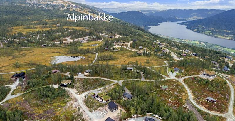 Ligger i flott turterreng med kort vei til Norefjell alpinanlegg