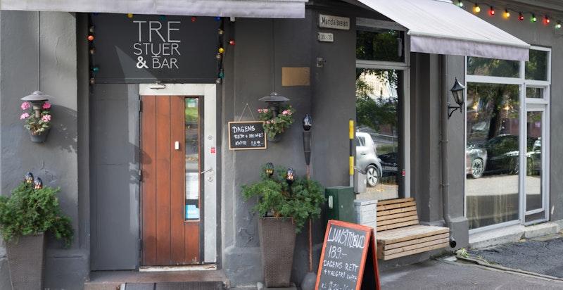 Populære utesteder, restauranter, cafeer i umiddelbar nærhet...